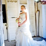 Bride-with-Bouquet-at-Caretakers-Cottage