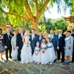 Family-and-Bridal-Party-at-Ceremony-Patio