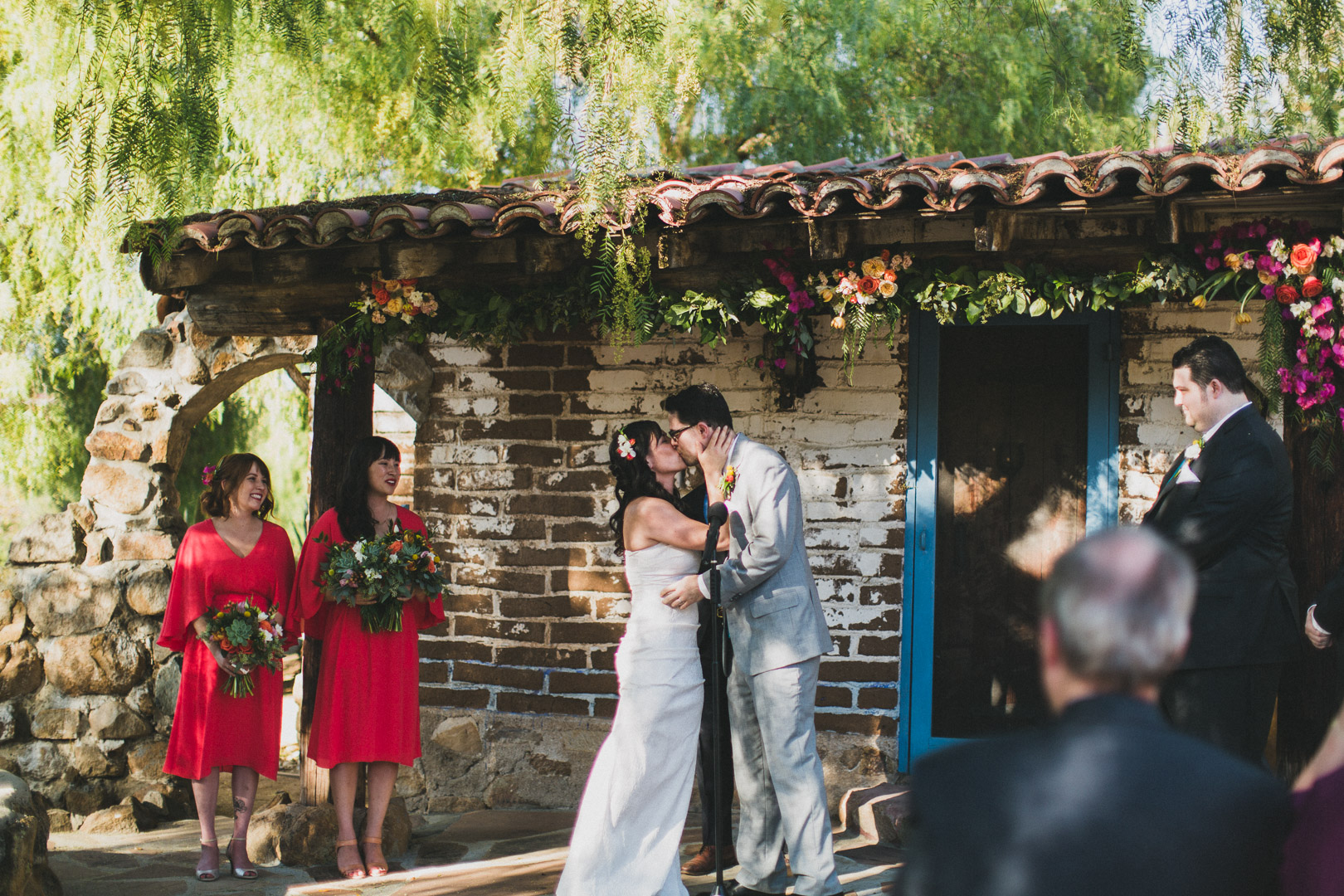 ceremony leo carrillo ranch weddings