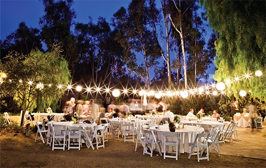 Leo Carrillo Ranch San Go Outdoor Wedding Venue